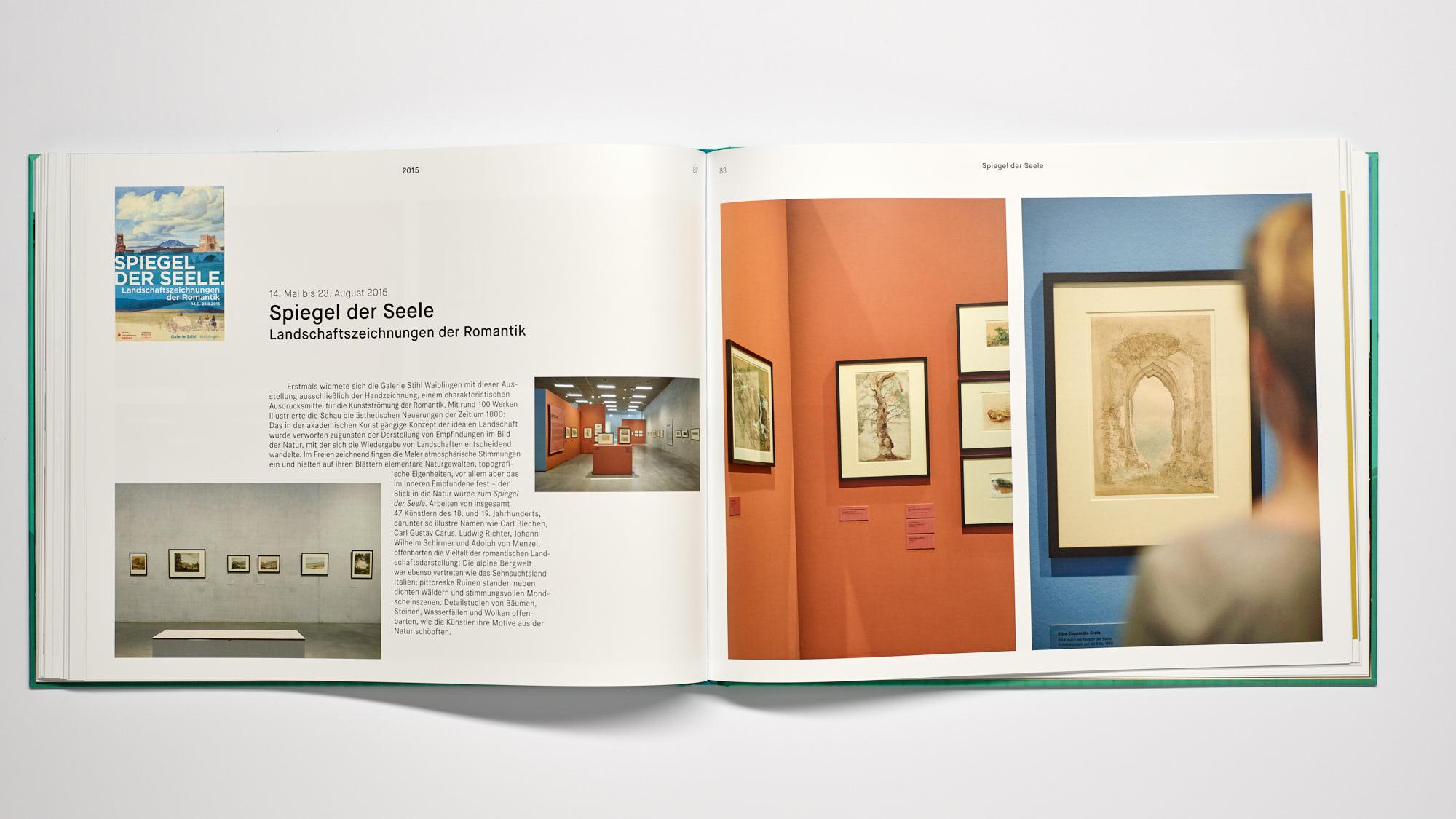 Stihl Galerie WN Spiegel der Sele - 10 Jahre Galerie Stihl Waiblingen