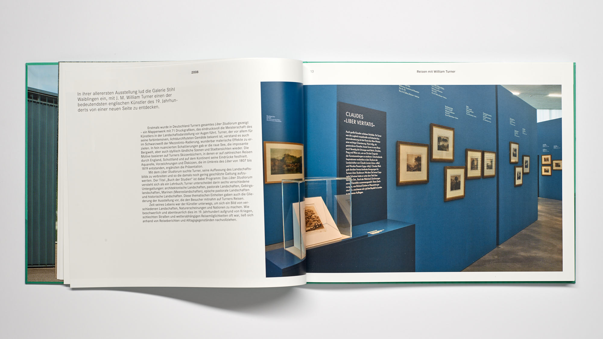 Stihl Galerie WN Turner - 10 Jahre Galerie Stihl Waiblingen