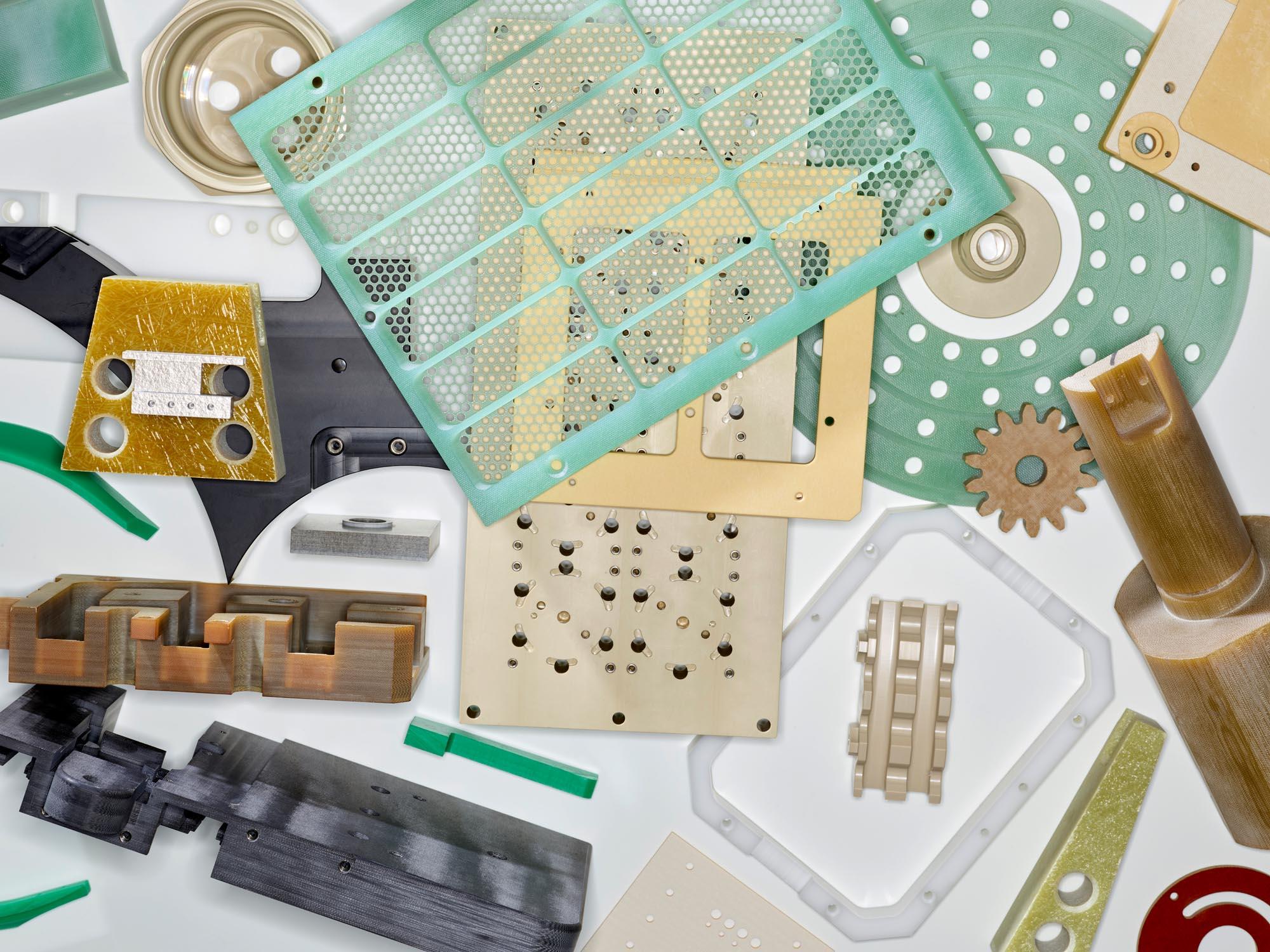 Technische Kunststoffe - HZ